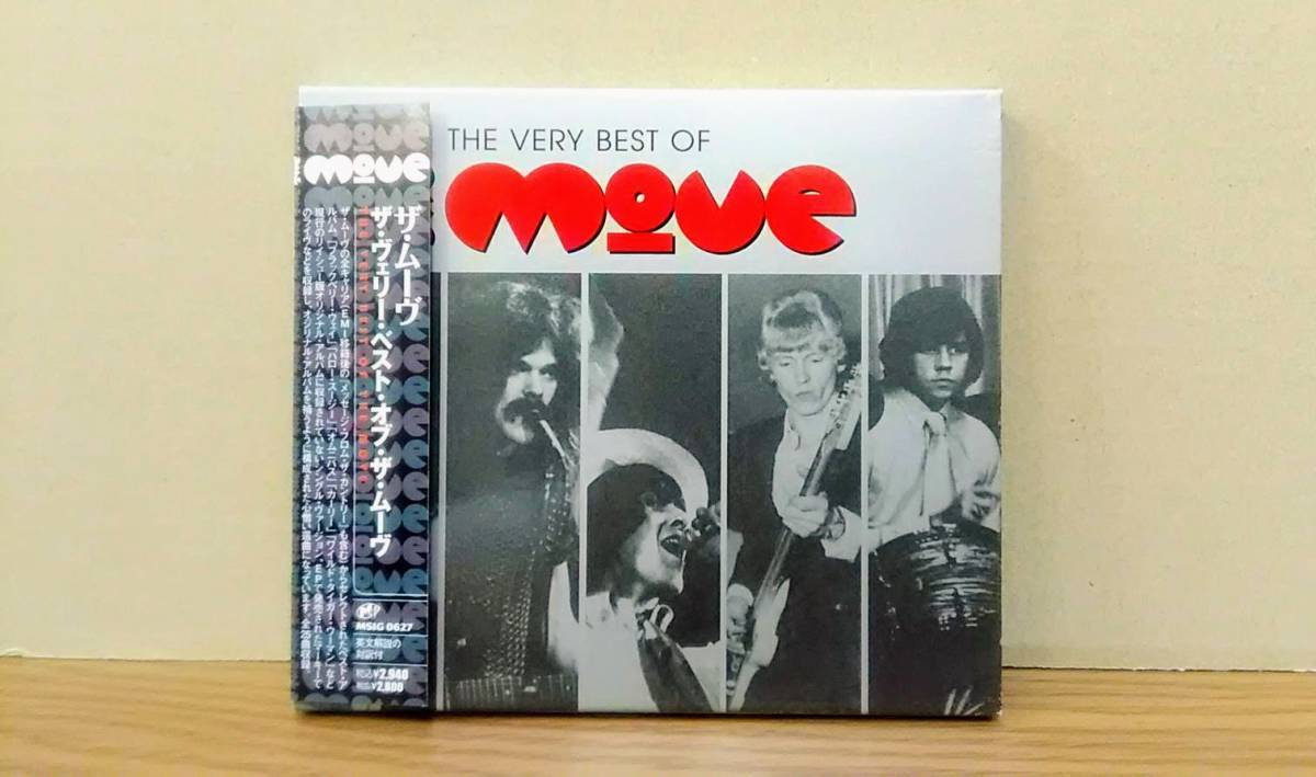 CD THE MOVE / THE VERY BEST OF THE MOVE 06s20vsa