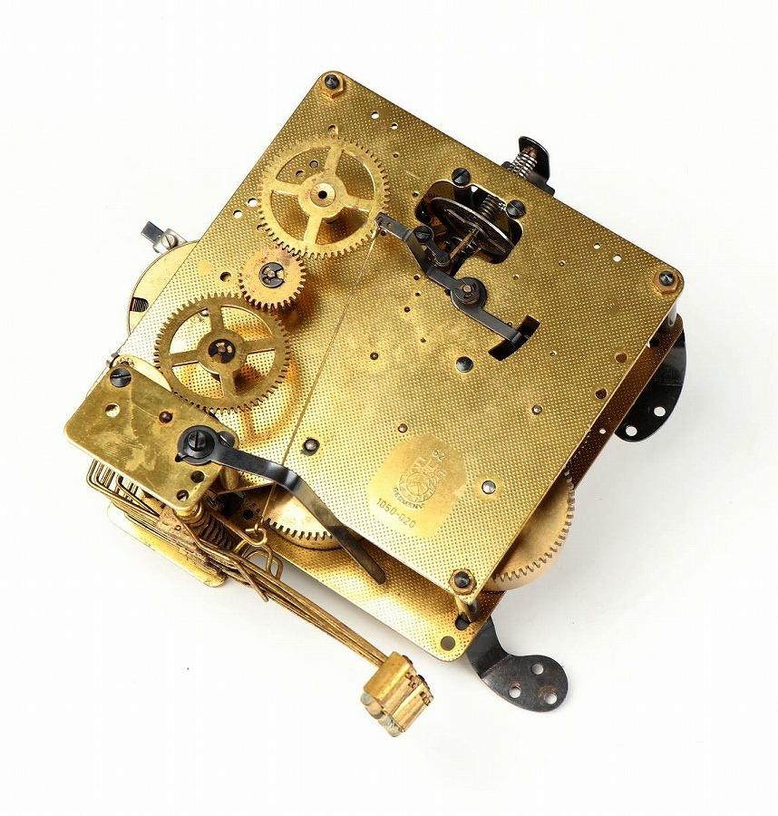 ■FHS社 機械式 時計 GERMANY ドイツ製 部品 パーツ ジャンク品です。■