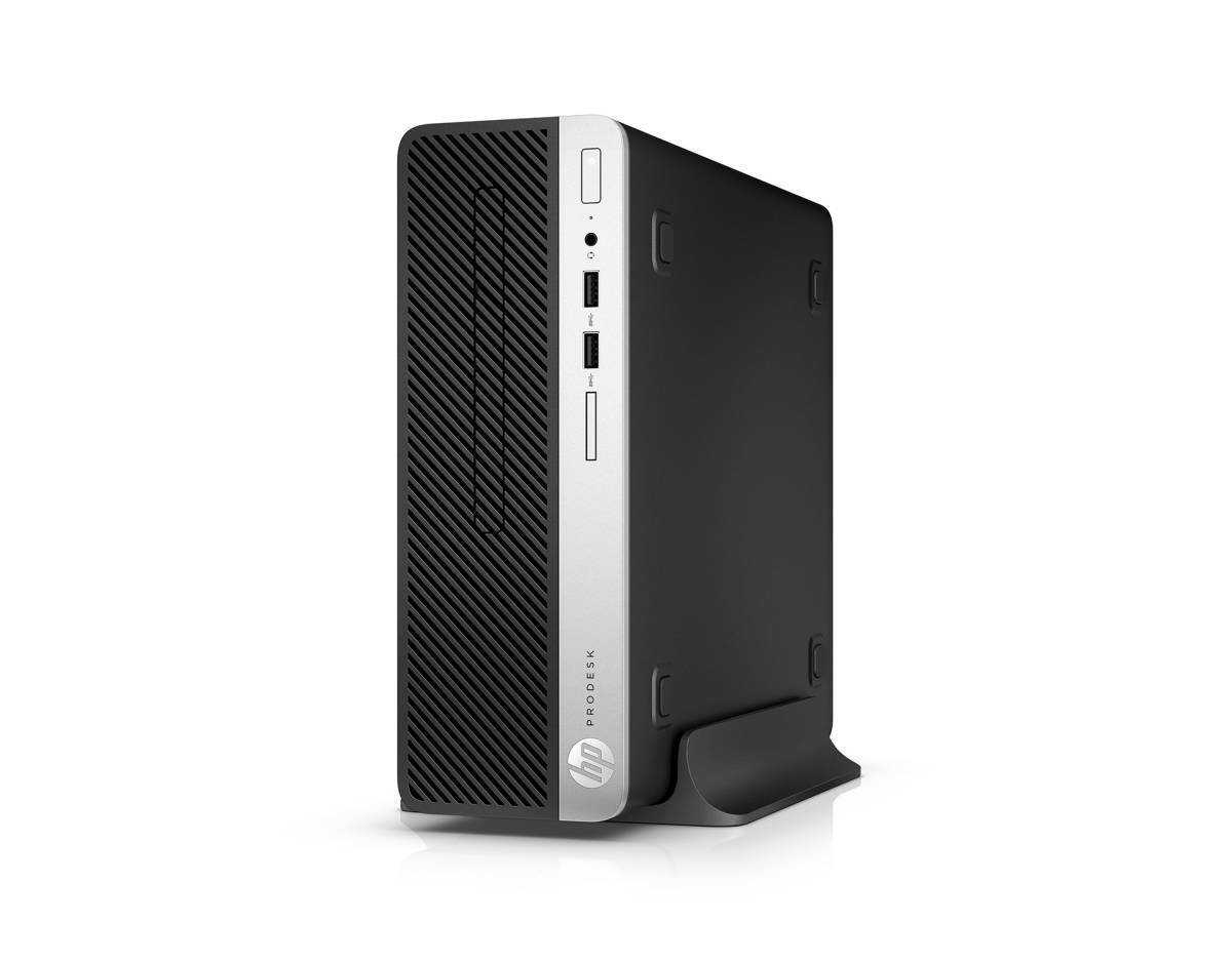 未開封・新品■HP ProDesk 400 G6 SFF/Core i5-9600 3.1GHz/メモリ 16GB/M.2 NVMe SSD 512GB/DVDマルチドライブ/Windows 10 Pro 64ビット 1