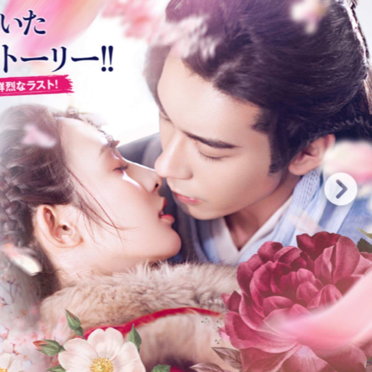 中国ドラマ 東宮-永遠の記憶に眠る愛-  BluRay全話