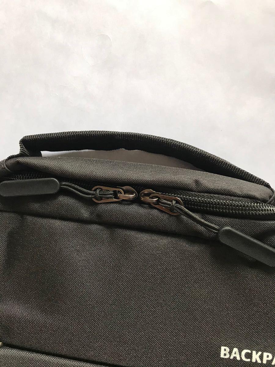 リュック USB付き PC バックパック ビジネス 通勤 通学 旅行