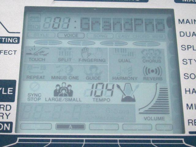 ♪YAMAHA/美品♪ヤマハ/ポータトーン/電子ピアノ/キーボード/PSR-230/GENERAL MIDI/フットスイッチ&イタリア製キーボードスタンド付/USED_もちろん、動作は確認済みです。