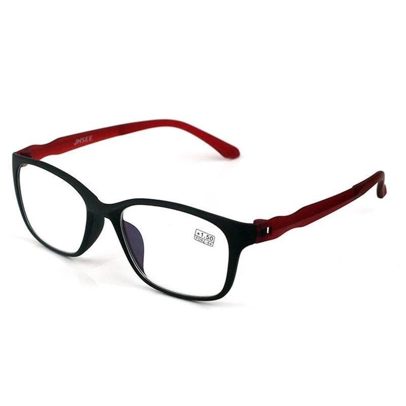 即日発送 新品 老眼鏡 黒 赤 2.0 リーディンググラス シニアグラス ブルーライトカット 軽い PC スマホ メガネ メンズ レディース 男女兼用_画像4