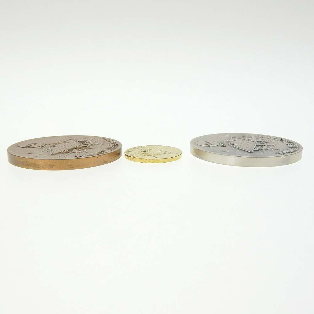 【本物保証】 箱付 美品 沖縄国際海洋博覧会公式記念メダルセット EXPO'75 メダル_画像5