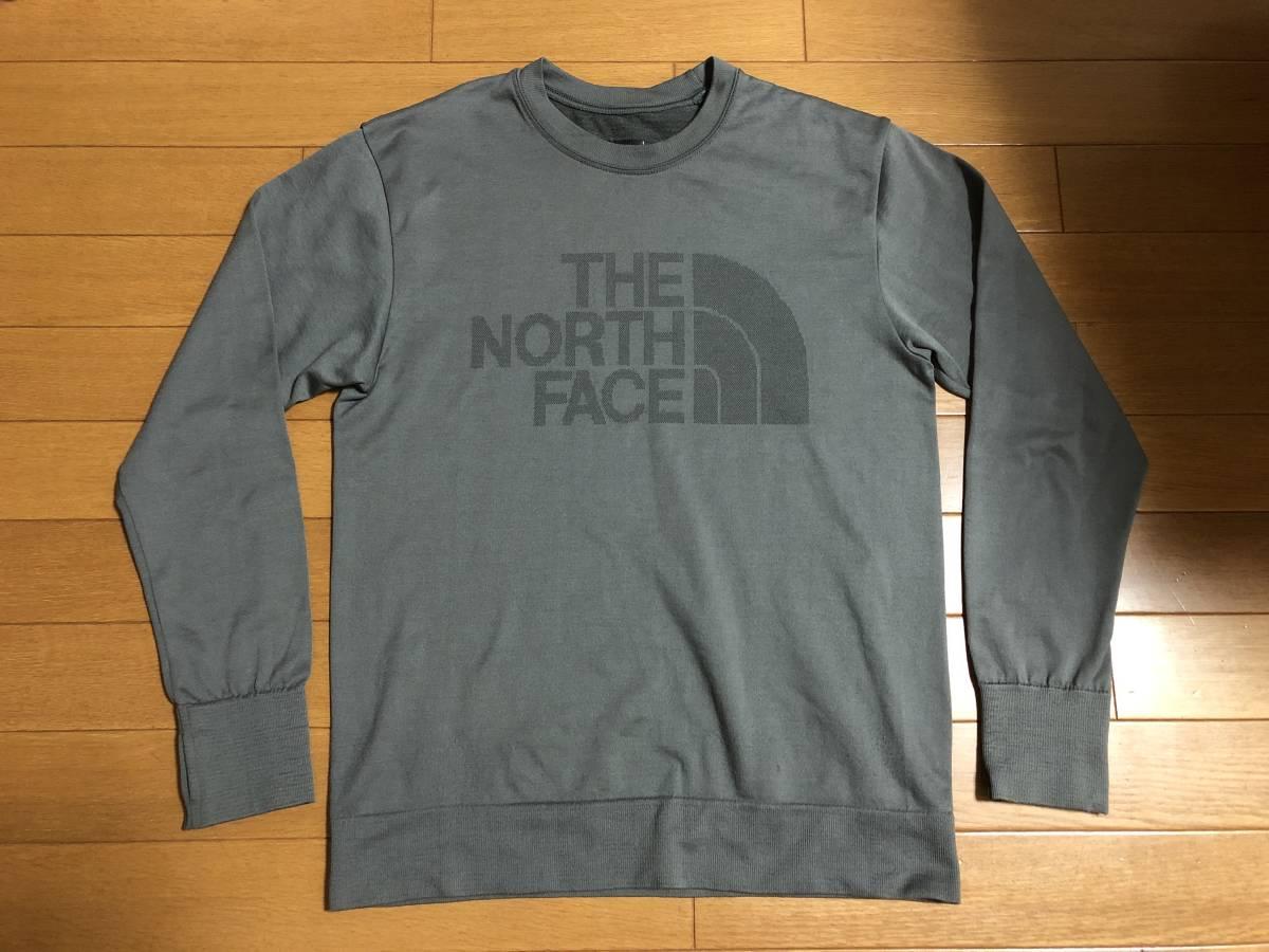 ザ ノースフェイス THE NORTH FACE ロングスリーブRDTドライクルー 長袖Tシャツ NT61605 サイズM