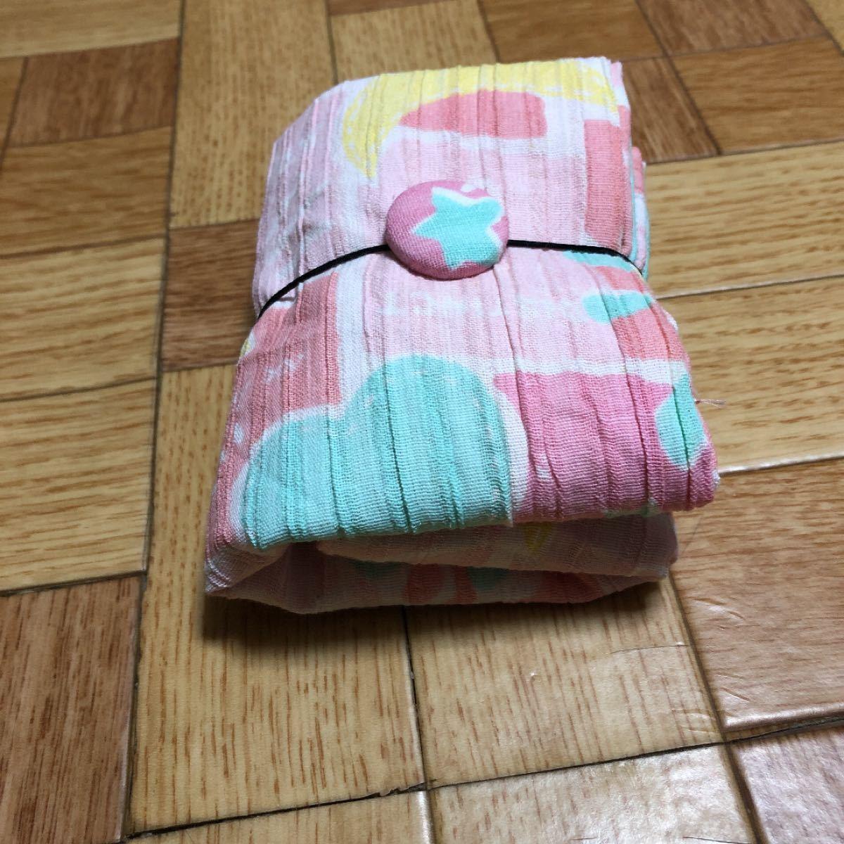 ハンドメイド エコバッグ レジ袋