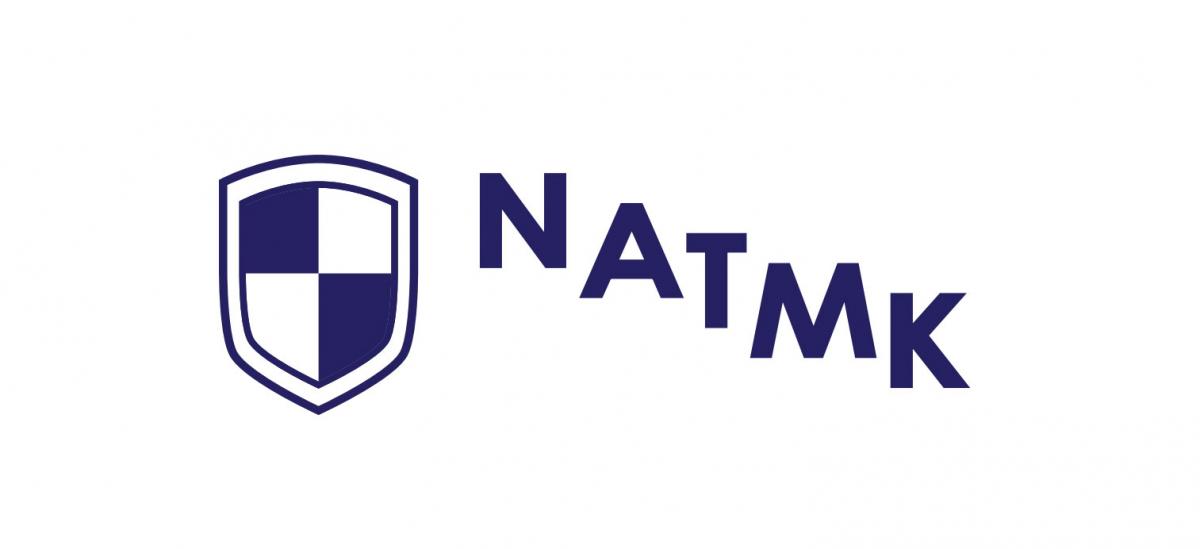 NATOベルト 18mm ゴールド尾錠 ショートサイズ ネイビー 取付けマニュアル ナイロンストラップ_画像9