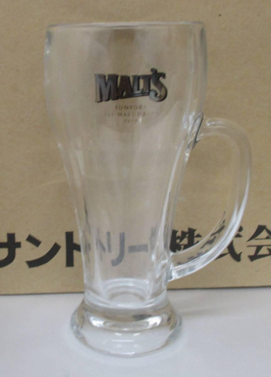 【未使用。保管品】 サントリー モルツ ジョッキ グラス 5種類 セット ノベルティ グッズ_画像3