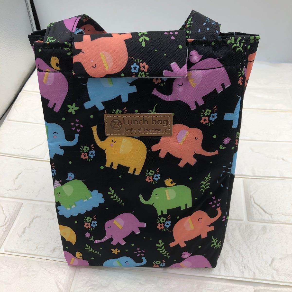 多機能便利バッグ!保冷保温 トートバッグ ランチバッグ エコバッグ 新品・未使用