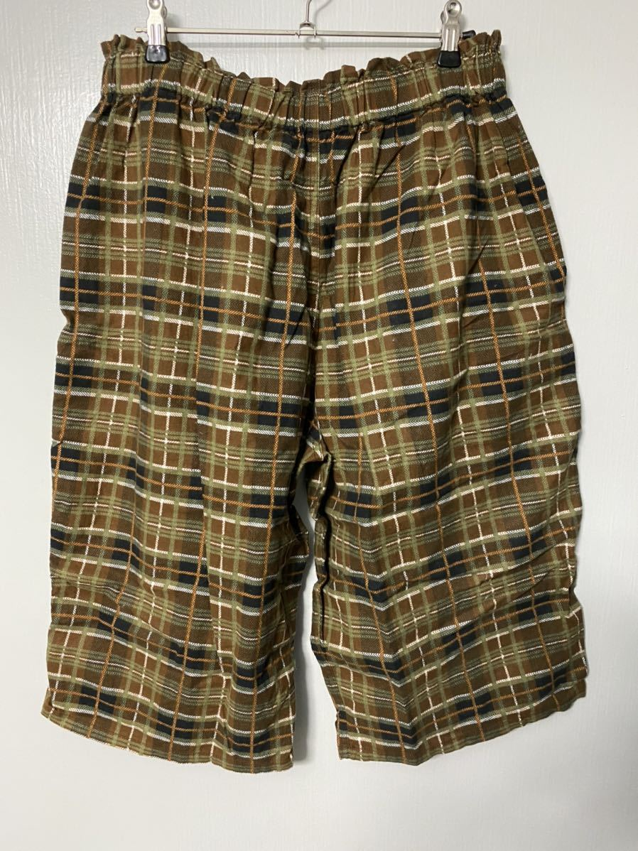 south2west8 S2W8 flannel 6 pockets classic shirt & flannel strings short セットアップ_画像8