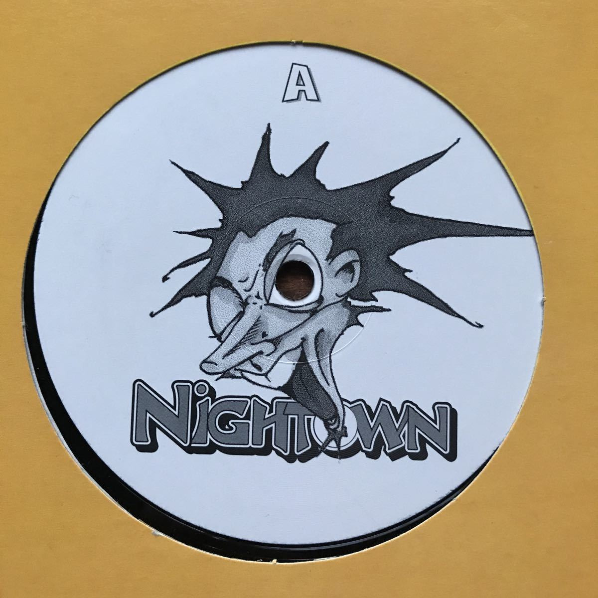 【eu-rap】Flip Da Scrip / Everybody Funk Now[12inch]オリジナル盤
