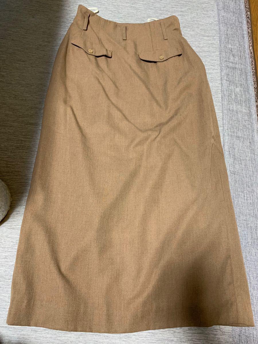 タイトスカート ロングスカート Lサイズ