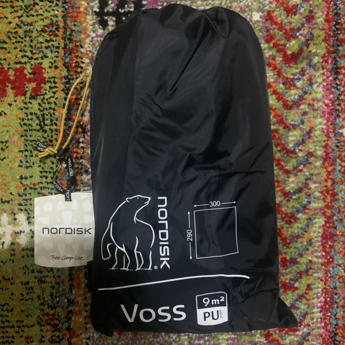 NORDISK(ノルディスク) Voss 9 シェルター テント タープ