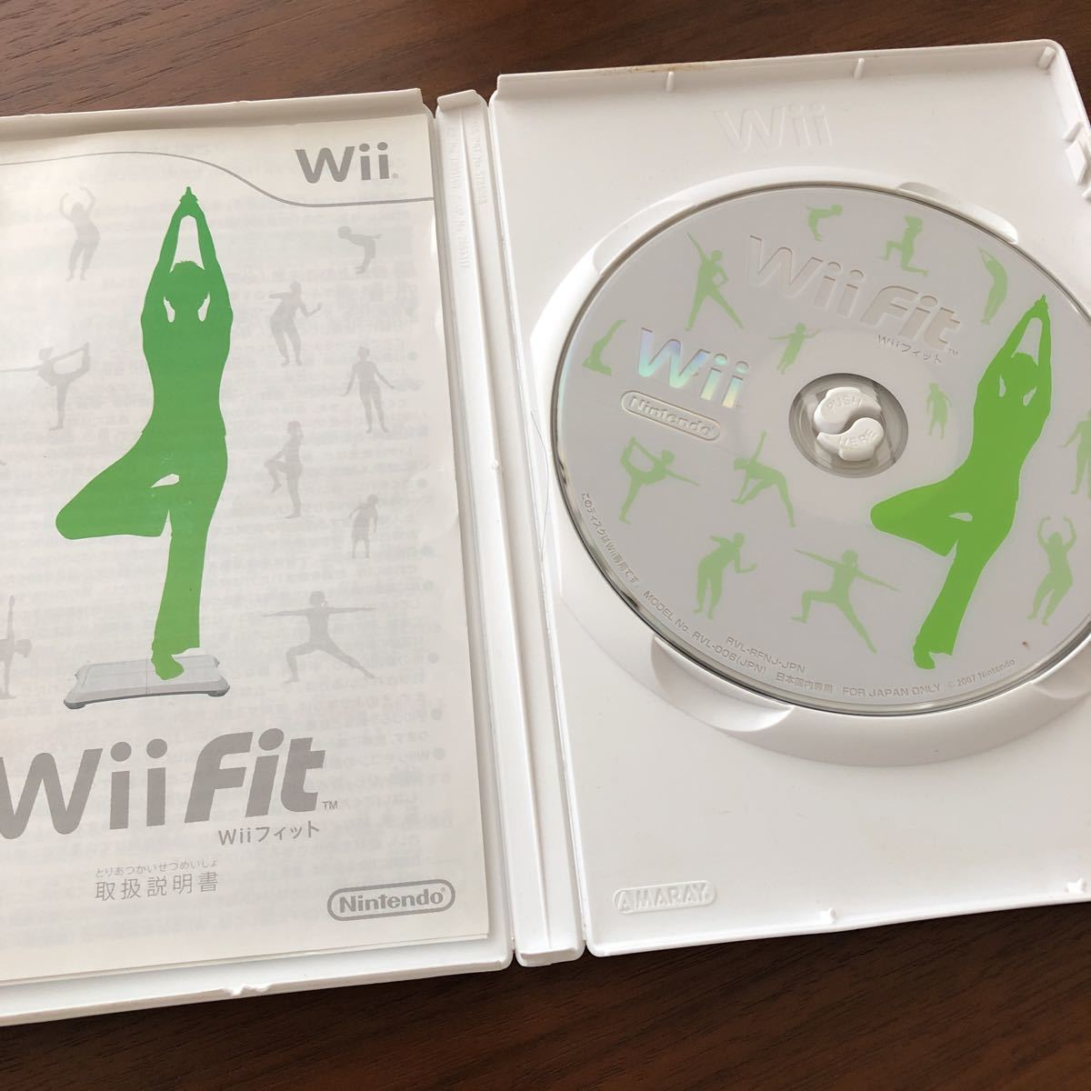 Wii Fit wii ソフト単品