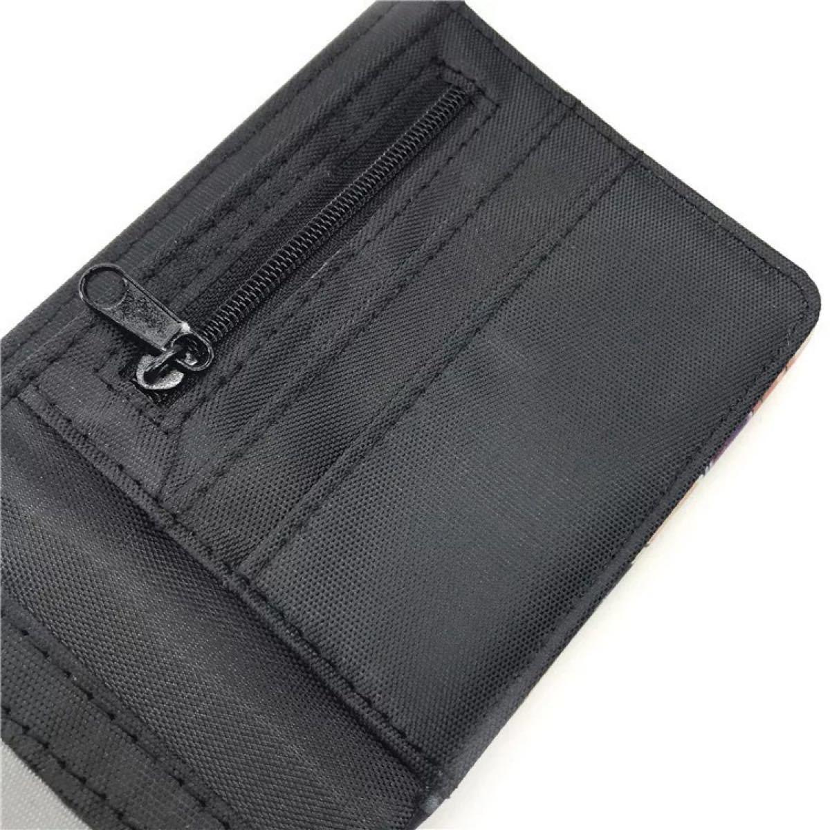 鬼滅ノ刃 きめつのやいば 二つ折り財布【新品未開封】鬼滅の刃 しのぶ 財布
