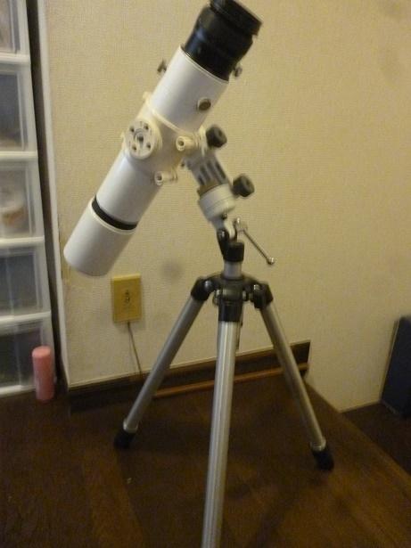 【BORG ボーグ 76ED】ジャンク品扱い 望遠鏡(SLITスタンド付き)