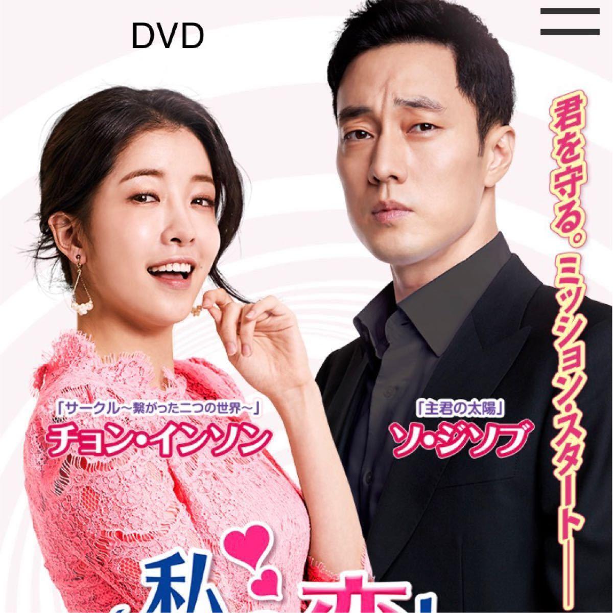 DVD 私の恋したテリウス 韓国ドラマ