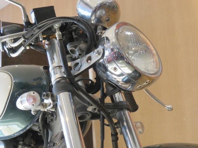 □SUZUKI ST250 NJ4CA スズキ 250cc 11007km グリーン 自賠R3.6 実動! バイク 札幌発_画像7