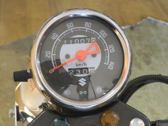 □SUZUKI ST250 NJ4CA スズキ 250cc 11007km グリーン 自賠R3.6 実動! バイク 札幌発_画像8