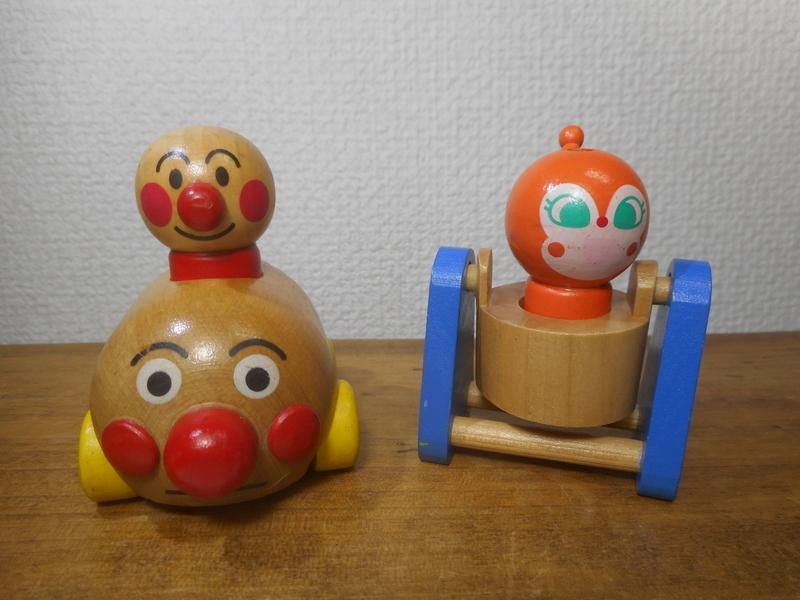 アンパンマン 木製 玩具 まとめて 森のアンパンマン_画像6