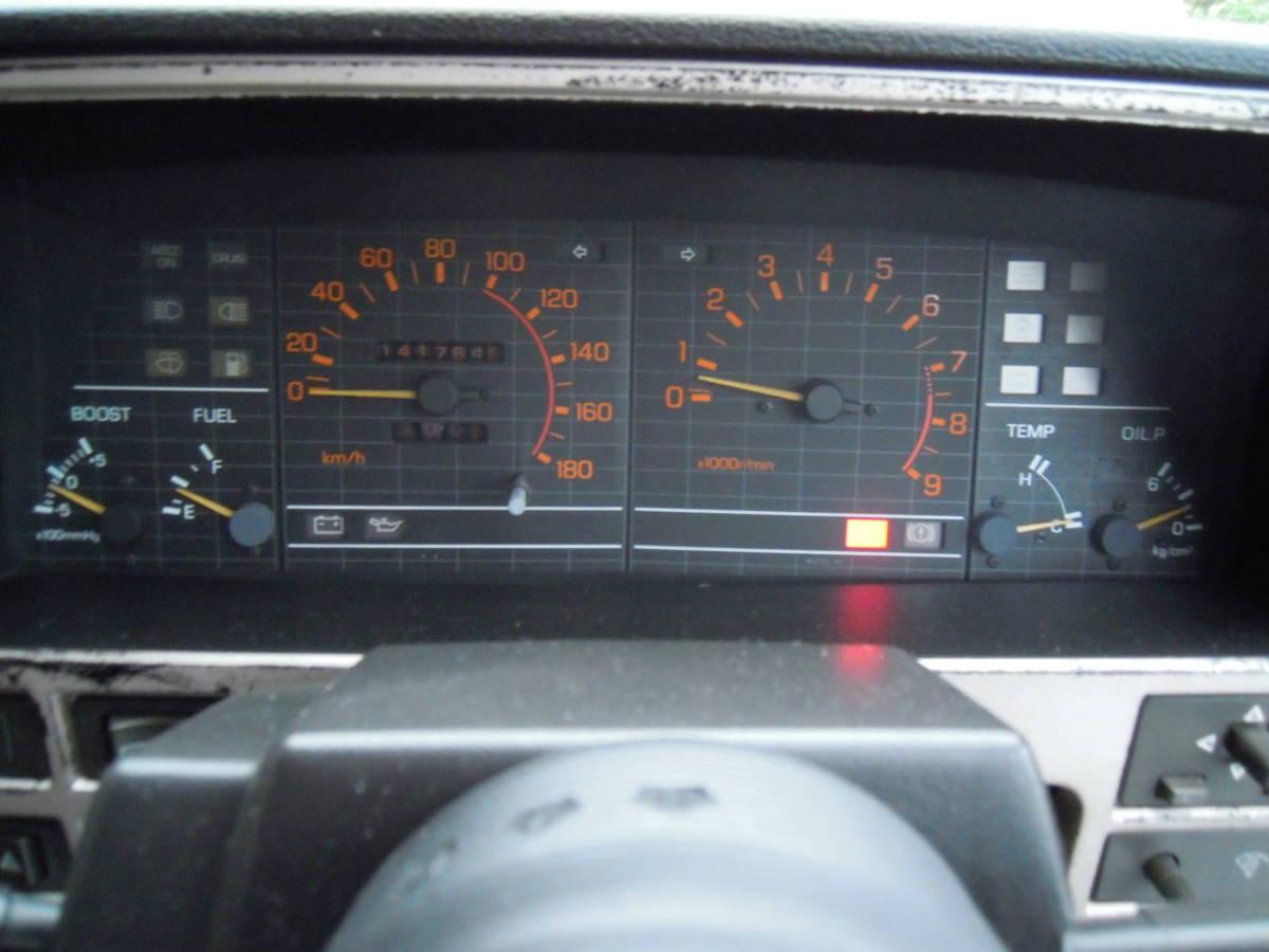 1984年式(昭59年) 日産 スカイライン RSターボC (DR30) RS-X インタークーラー FJ20ET 売り切り 鉄仮面 インパル 西部警察_画像10