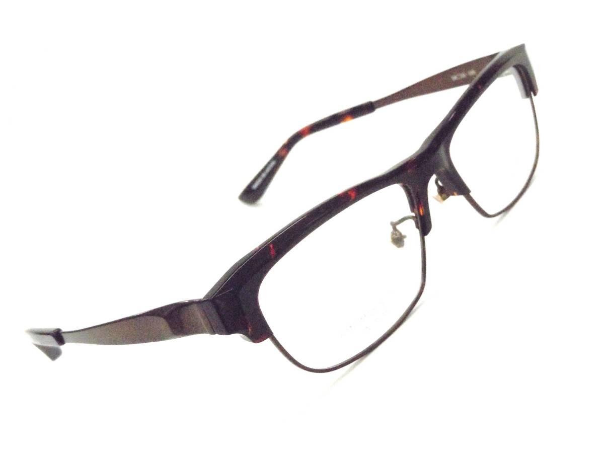 匠 坂田銀次郎 HAND MADE 日本製メガネフレーム 鯖江 眼鏡職人 新品未使用 _画像3