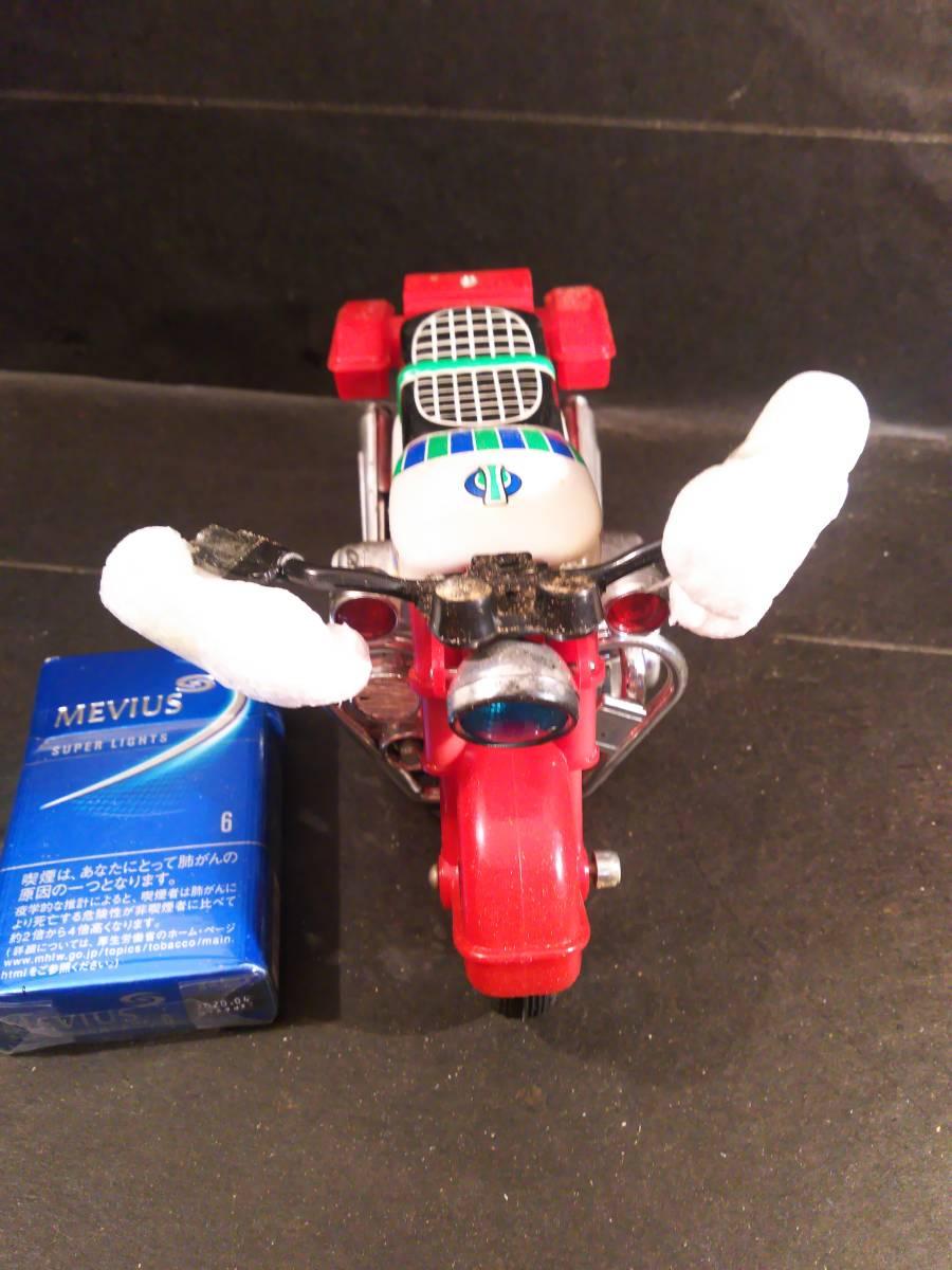 ブリキのバイク_画像1