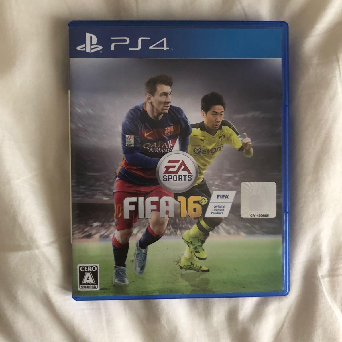 【PS4】 FIFA 16 [通常版]