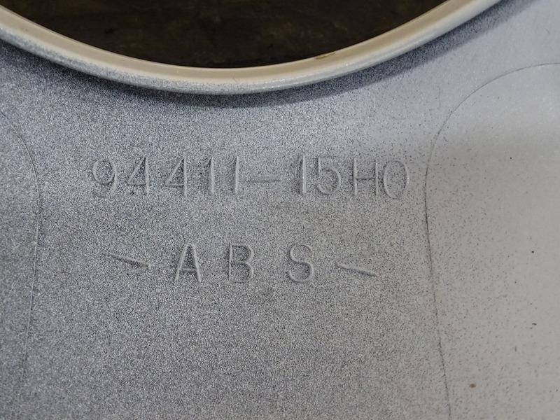 【201015】GSX1300R '13■ 純正アッパーカウル フロントカウル 【GX72B GX72A '08- ハヤブサ 隼 後期_画像10