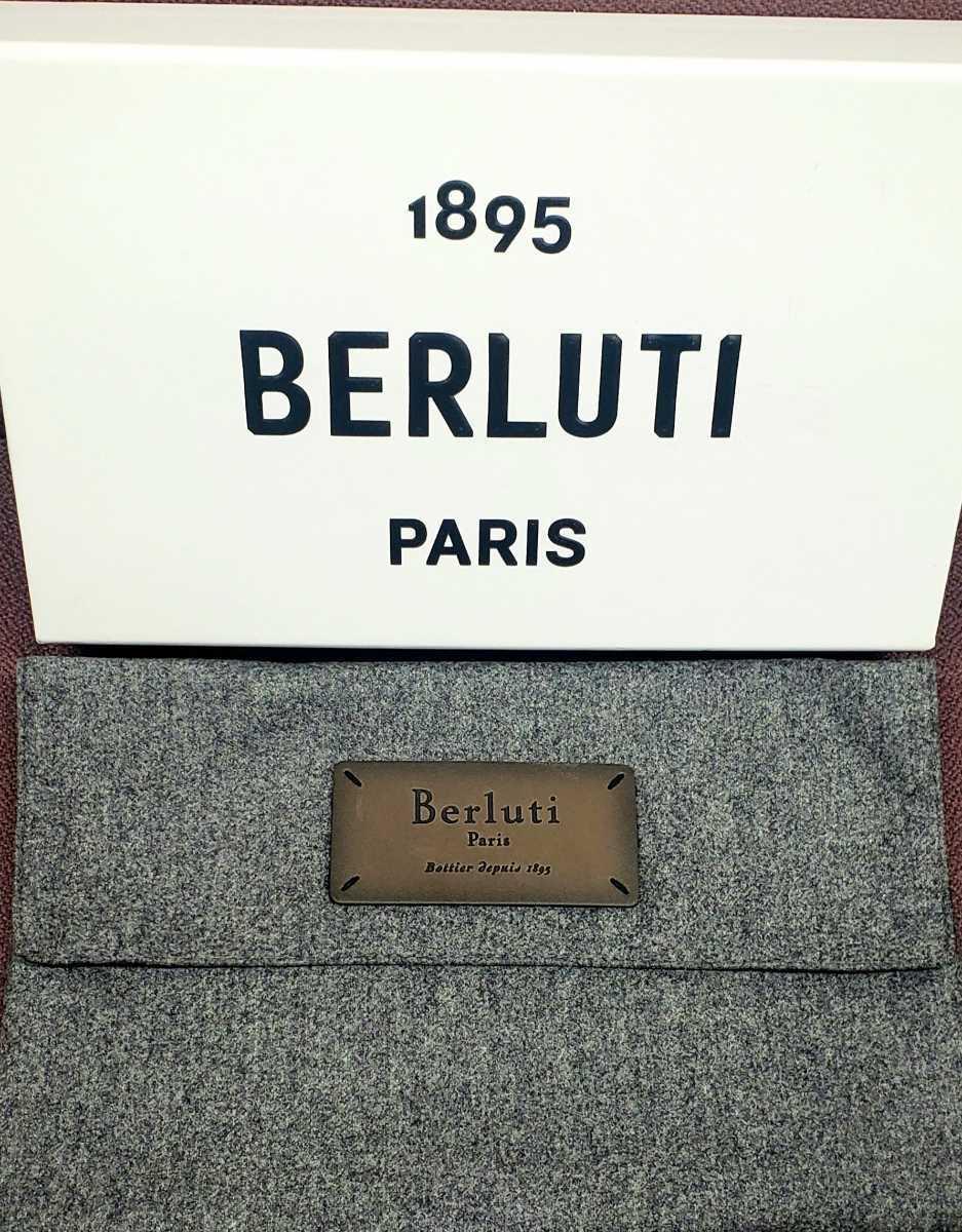 ◇直営店購入◇Berluti ベルルッティ ITAUBA イタウバ 長財布 _画像7