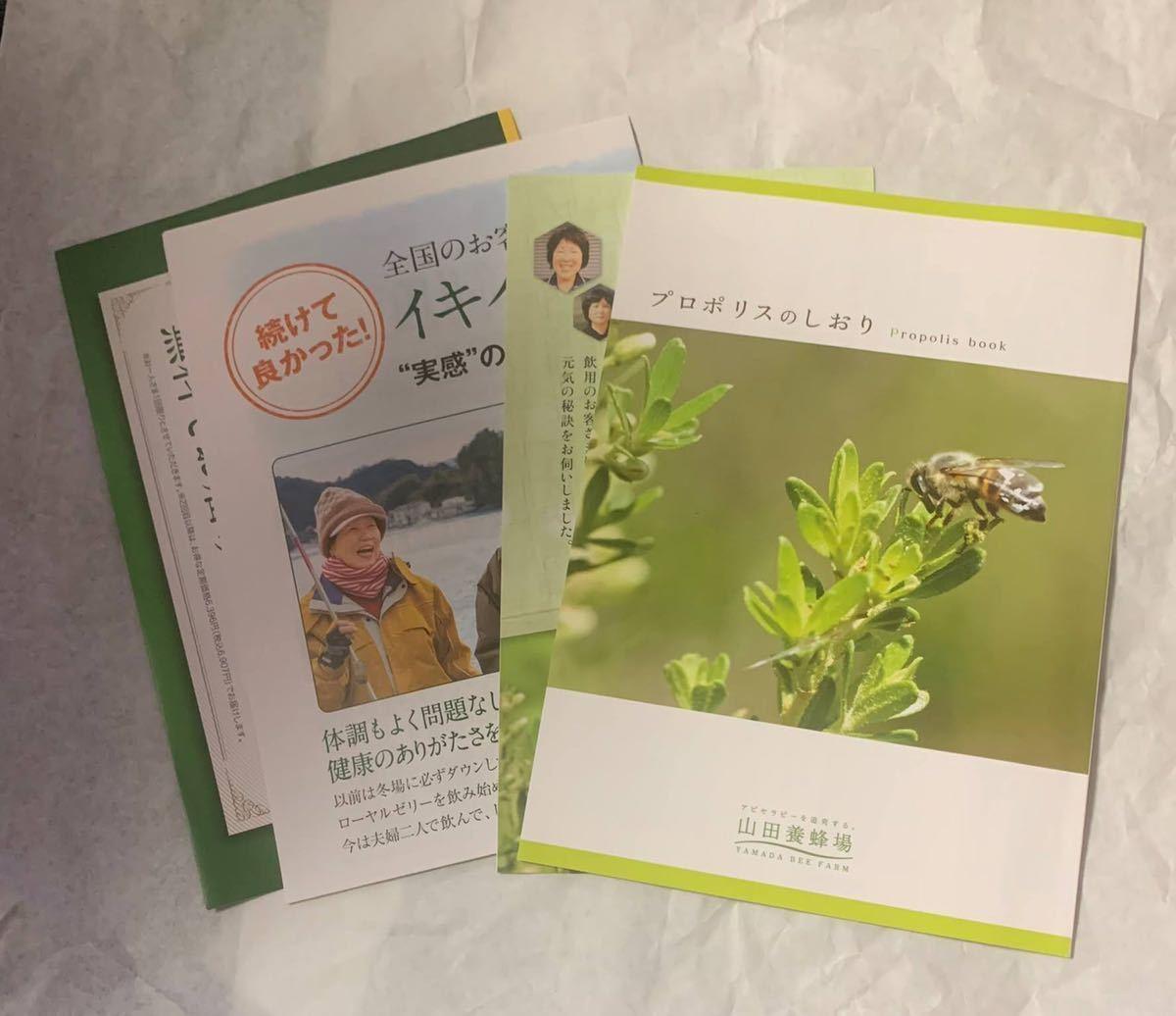 【新品未開封】山田養蜂場 プロポリス300 3球×6包・6日分_画像2