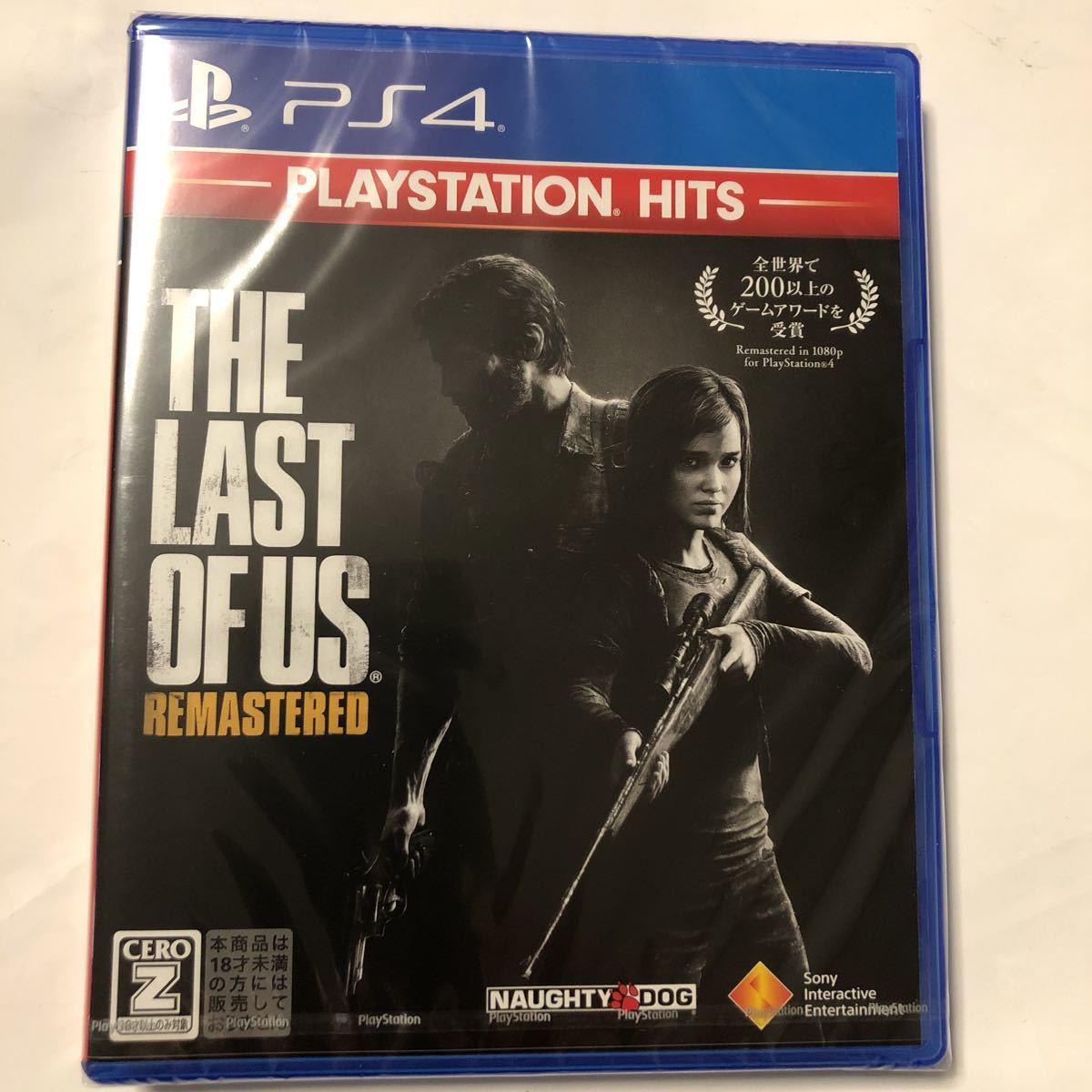 PS4 THE LAST OF US ラストオブアス 新品未開封 送料無料 即決