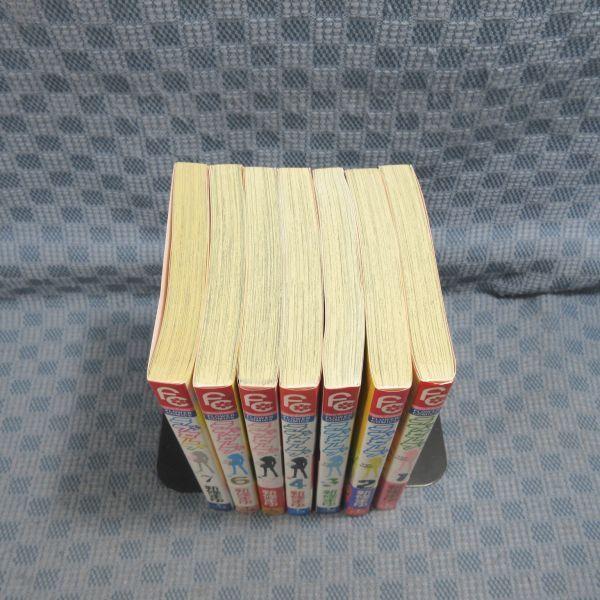 K954●新條まゆ「ラブセレブ」コミック全7巻セット 初版_画像3