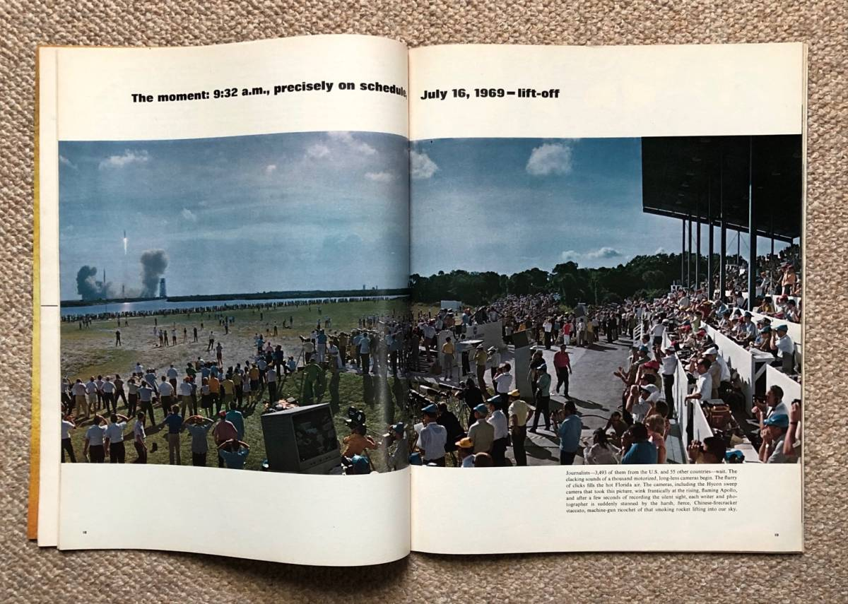 """アポロ11特集号 ライフ誌 1969年8/4・20号の2冊 /【Buyee】 """"Buyee ..."""