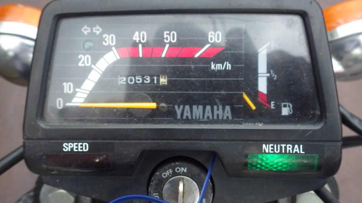 「ヤマハ YB-1 Four 外装他社流用 配線未完成 即乗りOK ベース車両にも #原付、コレダ、CD」の画像3