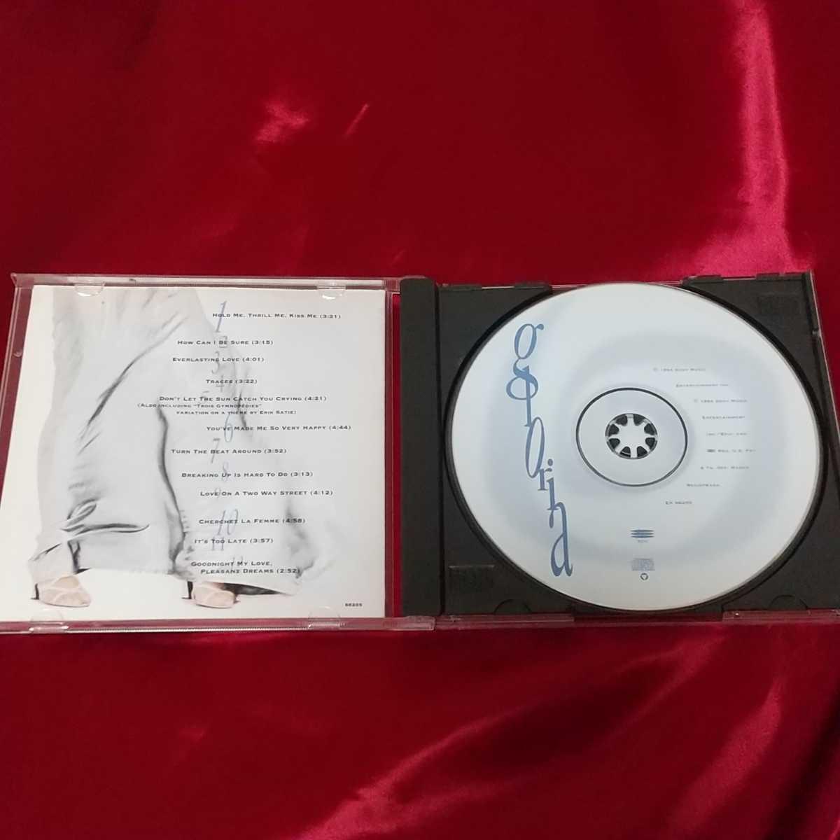 《グロリア・エステファン》HOLD ME, THRILL ME, KISS ME☆中古CD・送料無料
