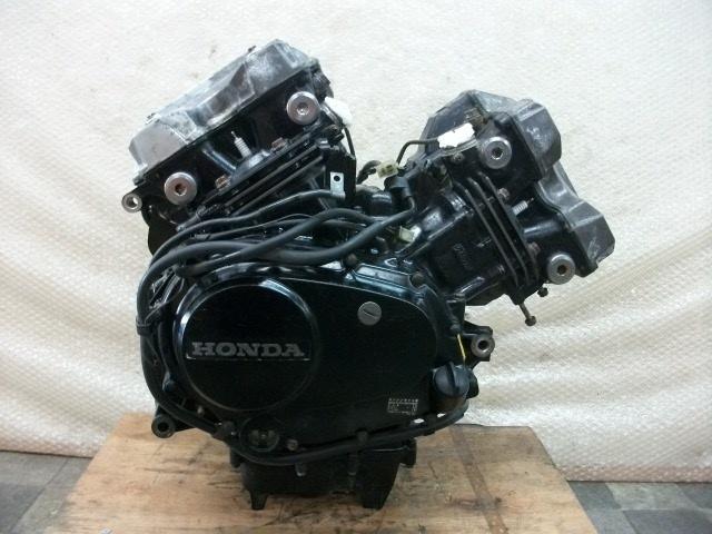 【BST】★ホンダ VT250F MC08 エンジン MC08E 実働 _画像2