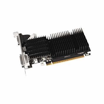 1GB 玄人志向 NVIDIA GeForce GT 710 搭載 グラフィックボード 1GB GF-GT710-E1GB/HS_画像2