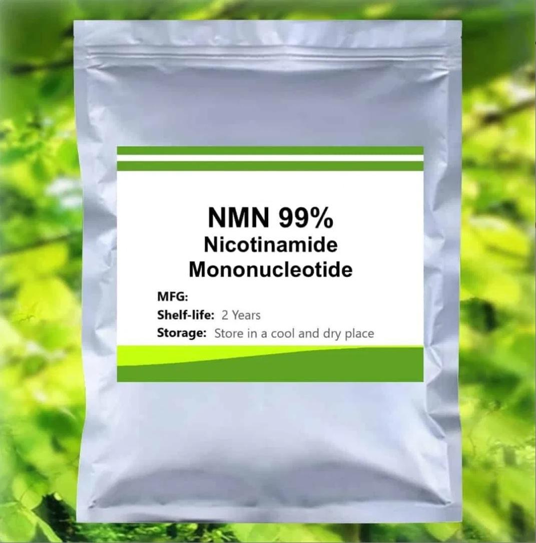 大容量 1000g!! NMNパウダー ニコチンアミドモノヌクレオチド Nicotinamide mononucleotide_画像1