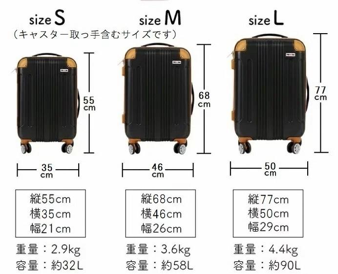 ムーク◆超軽量 スーツケース 機内持ち込み キャリーケース キャリーバック 小型 かわいい Sサイズ ネイビー_画像10