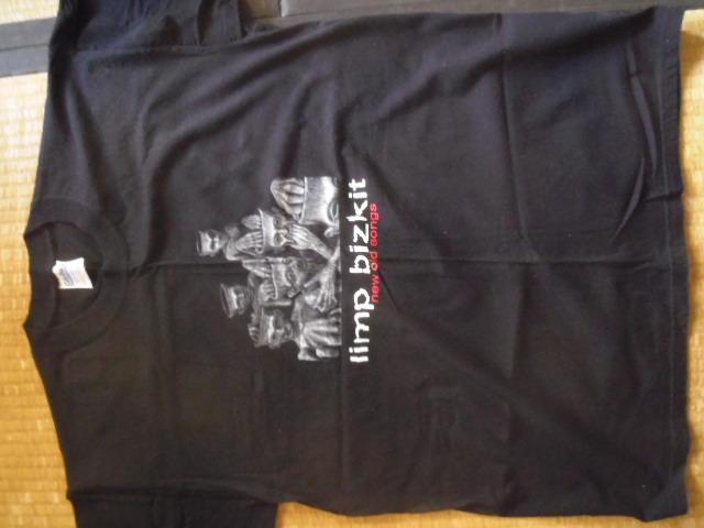 Limp bizkit リンプビズキット バンドTシャツ バンT 半袖