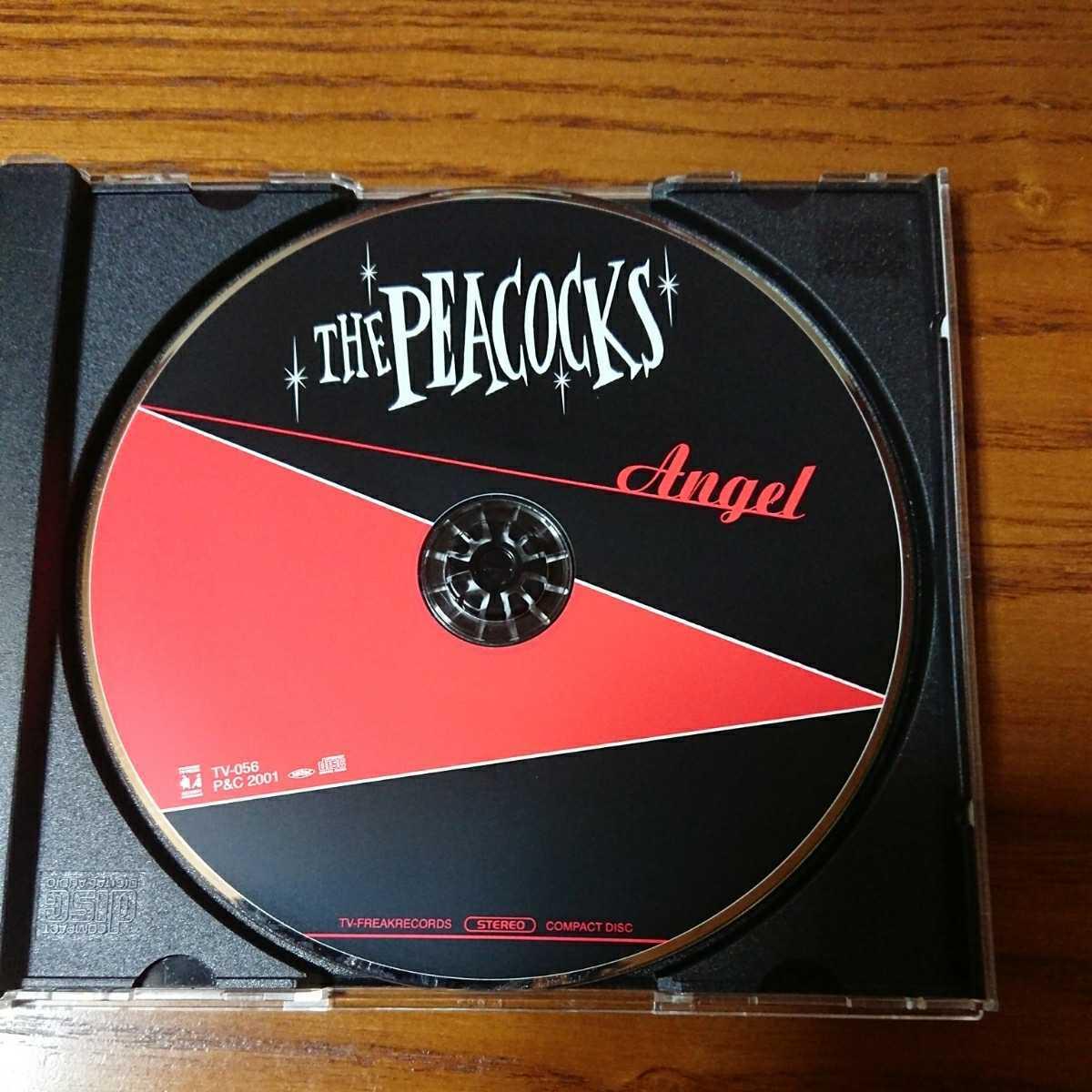 THE-PEACOCKSザ・ピーコックスCD/ロカビリー・ネオロカビリー・サイコビリー・ジャズ・パンクロック・ロックンロール_画像3