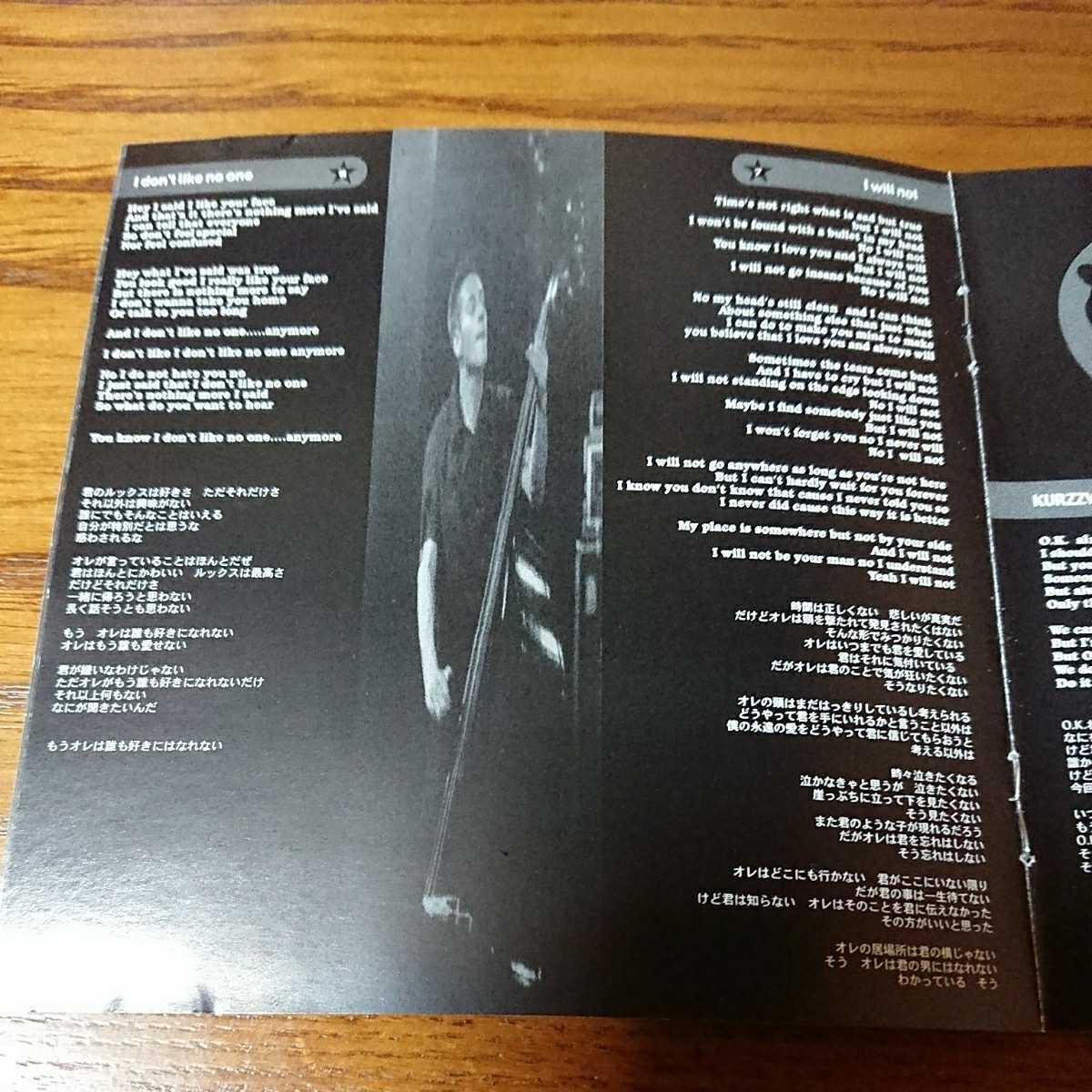 THE-PEACOCKSザ・ピーコックスCD/ロカビリー・ネオロカビリー・サイコビリー・ジャズ・パンクロック・ロックンロール_画像10