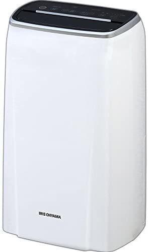 新品☆☆アイリスオーヤマ 衣類乾燥除湿機 強力除湿 イオン搭載 湿度センサー付 タイマー付 オートルーバー 除湿量14L コンプレ_画像1