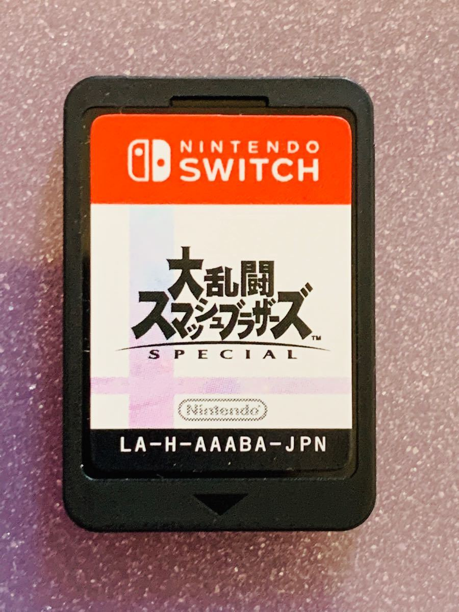 大乱闘スマッシュブラザーズ SPECIAL Switch スマブラ ソフトのみ