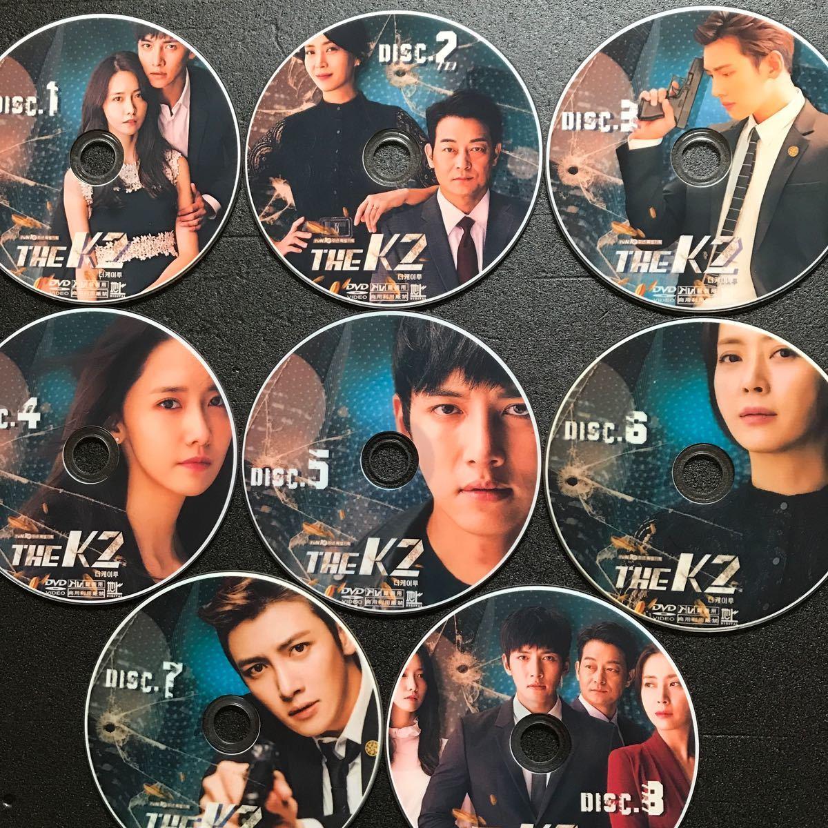 ドラ k2 韓 韓国ドラマ「THE K2