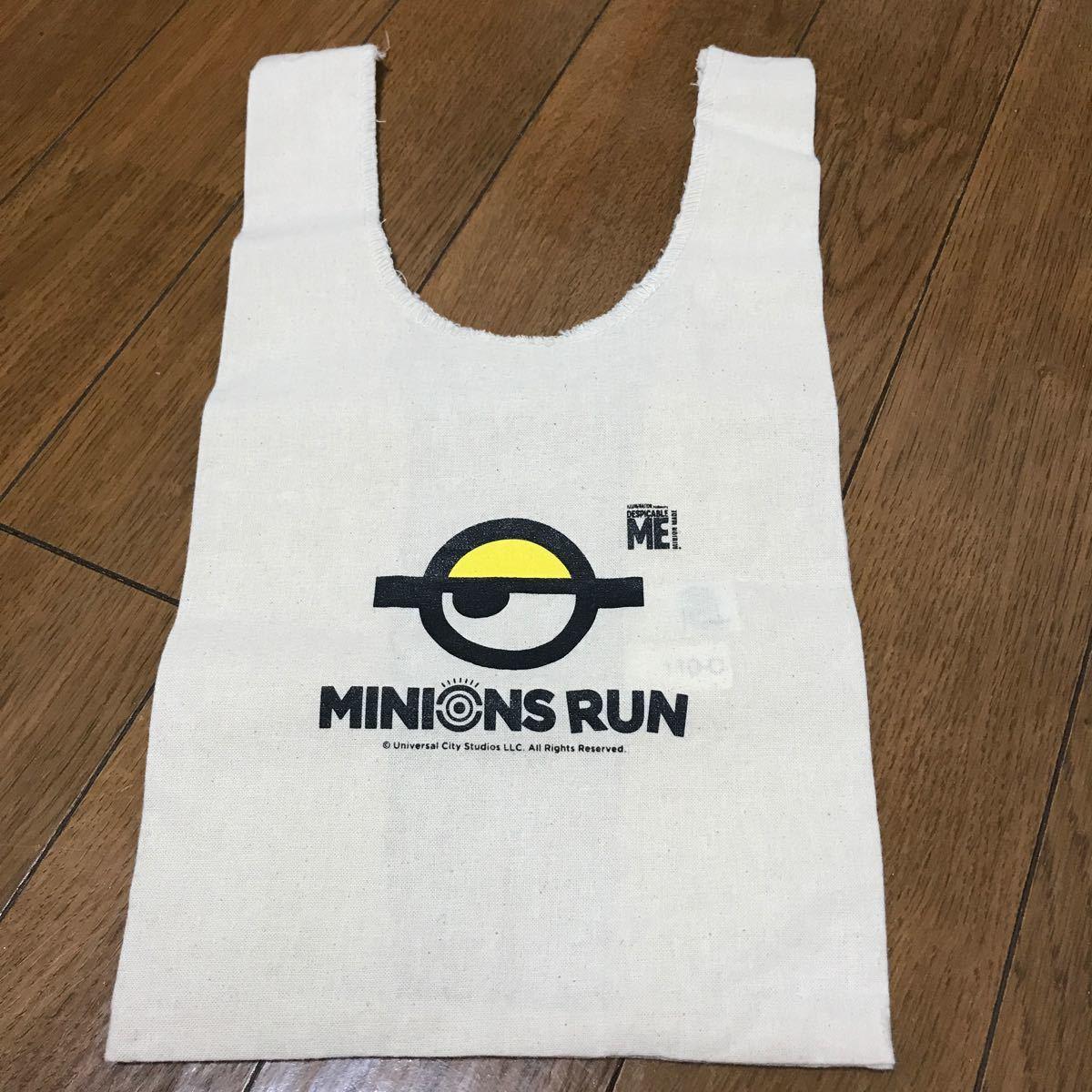 ミニオンズ ミニトートバック エコバッグ