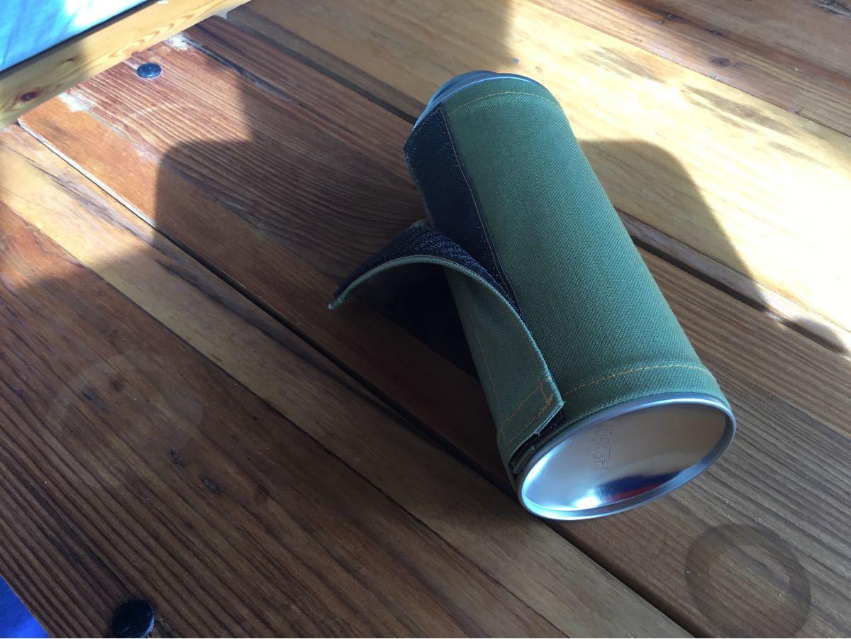 CB缶カバー(深いグリーン)ドロップダウン対策に!新品未使用品
