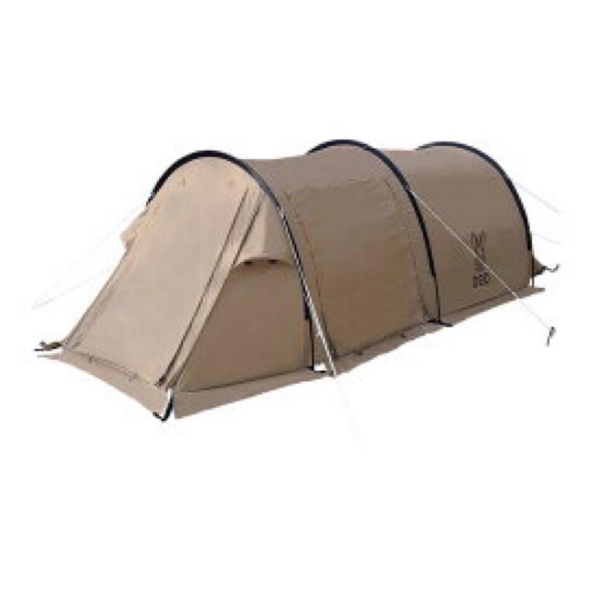 DOD T2-604-TN タン [カマボコテントソロTC] テント