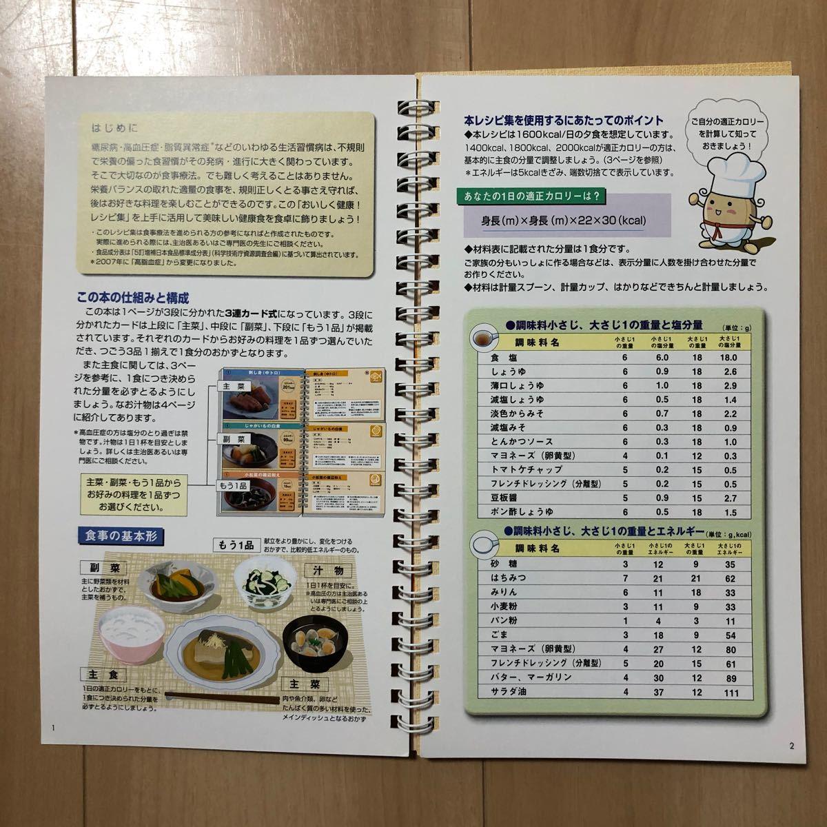 健康レシピ本